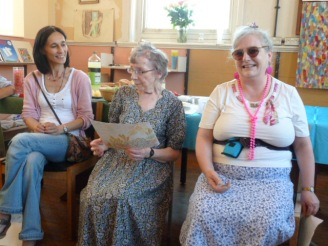 26 May 2012 The Heart of the Sower Retreat Day with Sr Sheila