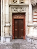 The Door of Mercy - Westminster Cathedral