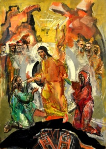 The Decent of Christ into Hell