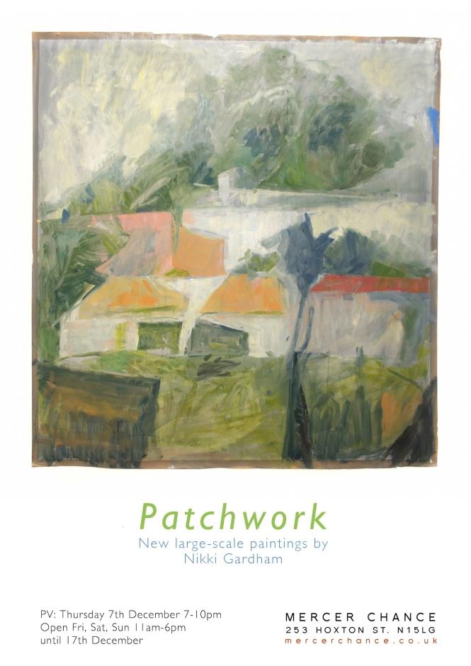 Nikki Gardham - Patchwork poster copy