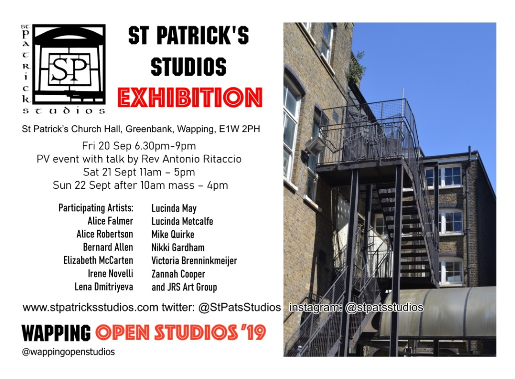 open studios flyer 2019 updated online